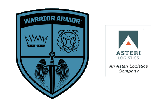 Warrior Armor logo