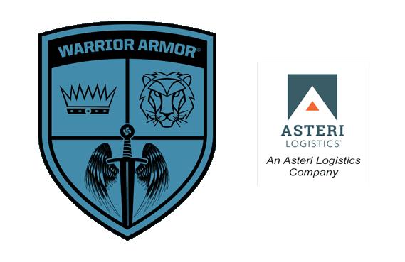 Warrior Armor logo